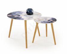 2-jų staliukų komplektas TEQUILA