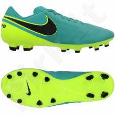 Futbolo bateliai  Nike Tiempo Genio II FG M 819213-307