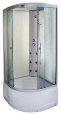 Dušo kabina R8601 90x90 fabric/white