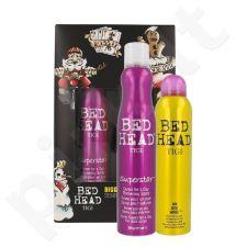 Tigi Bed Head Superstar, rinkinys plaukų purškiklis moterims, (311ml Bed Head Superstar Queen For A Day purškiklis + 238ml Bed Head Oh Bee Hive)