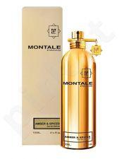 Montale Paris Amber & Spices, kvapusis vanduo moterims ir vyrams, 100ml