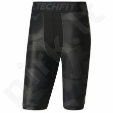 Termo šortai adidas Techfit Chill Print Tights M CD3891