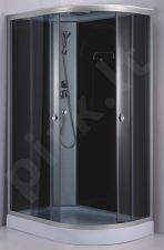 Dušo kabina K876E grey