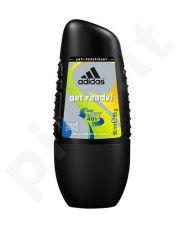 Adidas Get Ready! For Him, 48H, antiperspirantas vyrams, 50ml