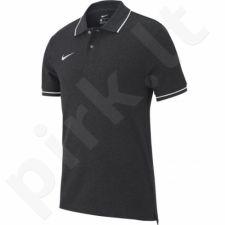 Marškinėliai futbolui Nike Polo Team Club 19 SS M AJ1502-071