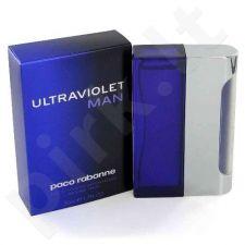 Paco Rabanne Ultraviolet Man, tualetinis vanduo vyrams, 100ml, (Testeris)
