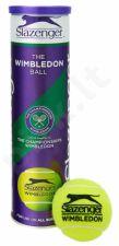 Lauko teniso kamuoliukai SLAZENGER WIMBLEDON 4-tin