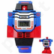 Vaikiškas laikrodis SKMEI DG1095 Blue Vaikiškas laikrodis