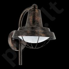 Sieninis šviestuvas EGLO 94838 | COLINDRES