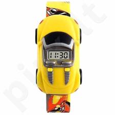 Vaikiškas laikrodis SKMEI 1241 YELLOW Vaikiškas laikrodis