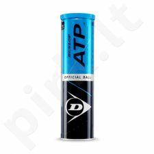 Lauko teniso kamuoliukai ATP OFFICIAL 4-tin