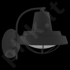 Sieninis šviestuvas EGLO 94862 | COLINDRES 1