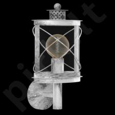 Sieninis šviestuvas EGLO 94865 | HILBURN 1