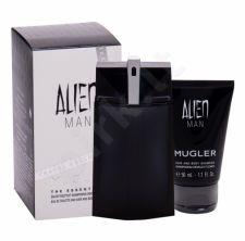 Thierry Mugler Alien Man, rinkinys tualetinis vanduo vyrams, (EDT 100 ml + dušo želė 50 ml)