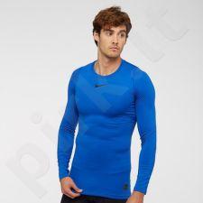 Marškinėliai termoaktyvūs Nike M NP WM Top LS Comp M 838044-480