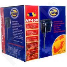 AQUA NOVA pakabinamas filtras 450l/h