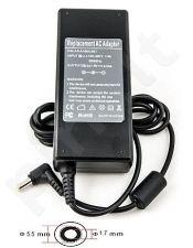 Notebook power supply ACER 220V, 90W: 19V, 4.74A