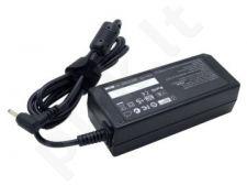 Notebook power supply ACER 220V, 65W: 19V, 3.42A