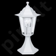 Lauko pastatomas grindinis šviestuvas EGLO 22466 | LATERNA 5