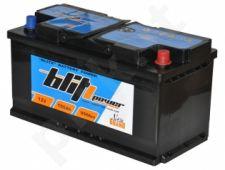 Akumuliatorius Blitz 100Ah/ 950A