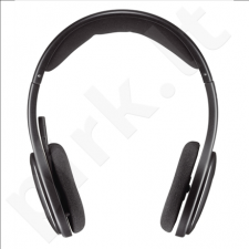 Logitech Wireless Headset H800, Black