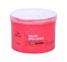 Wella Invigo, Color Brilliance, plaukų kaukė moterims, 500ml