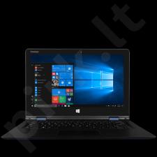 Prestigio Visconte Ecliptica, 13.3''(1920*1080) IPS display, Windows 10 Home, up to 1.84GHz Quad Core Intel Z8350, 4GB RAM, 32GB ROM, 0.2MP front camera, Bluetooth 4.0, Wi-Fi, Mini HDMI port, EN keyboard, 10000mAh battery, color/Dark blue