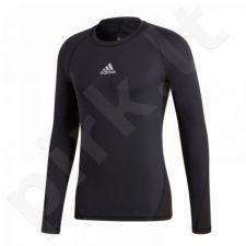 Marškinėliai termoaktyvūs adidas Junior ASK LS TEE Y CW7324