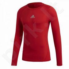 Marškinėliai termoaktyvūs adidas Junior ASK LS Tee Y CW7321