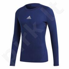 Marškinėliai termoaktyvūs adidas Junior ASK LS Tee Y CW7322
