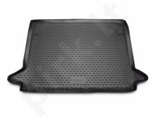 Guminis bagažinės kilimėlis RENAULT Kangoo 2010-> (passenger wagon) black /N32003