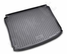 Guminis bagažinės kilimėlis PEUGEOT 307 hb 2001-2008  black /N30009