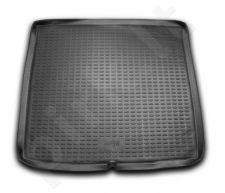 Guminis bagažinės kilimėlis PEUGEOT 407 SW 2004-2010 black /N30017