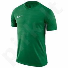 Marškinėliai futbolui Nike Y NK Dry Tiempo Prem JSY SS Junior 894111-302