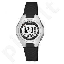 Vaikiškas, Moteriškas laikrodis Q&Q M195J001Y