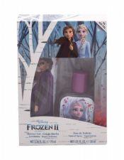 Disney Frozen II, rinkinys tualetinis vanduo vaikams, (EDT 30 ml + dušo želė 70 ml)