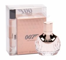 James Bond 007 For Women II, James Bond 007, rinkinys kvapusis vanduo moterims, (EDP 30 ml + EDP 7,4 ml)