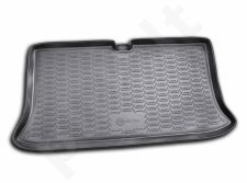 Guminis bagažinės kilimėlis NISSAN Micra 2005-> black /N28006