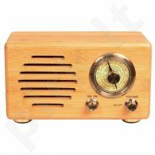 Retro radijo grotuvas Orava RR-22
