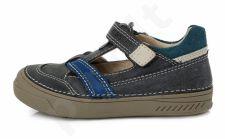 D.D. step tamsiai mėlyni batai 31-36 d. 040410al