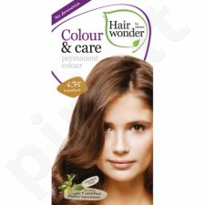 Colour & Care ilgalaikiai plaukų dažai be amoniako  Hazelnut