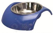 Rogz Dubenėlis Bowzl Luna Medium Blue 350ml