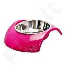 Rogz Dubenėlis Bowzl Luna Medium Pink 350ml