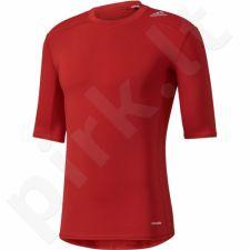 Marškinėliai kompresiniai Adidas Techfit Base Short Sleeve M AJ4968