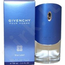 Givenchy Pour Homme Blue Label, tualetinis vanduo vyrams, 100ml
