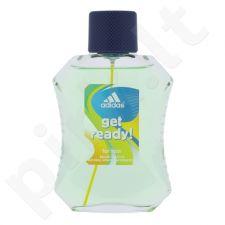 Adidas Get Ready! For Him, tualetinis vanduo vyrams, 50ml