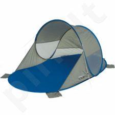 Palapinė pliažui High Peak Calvia mėlyna pilkas 10124