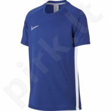 Marškinėliai futbolui Nike B Dry Academy SS Junior AO0739-480