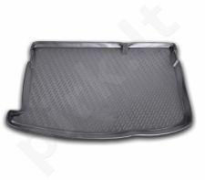 Guminis bagažinės kilimėlis MAZDA 2 hb 2007-2014 black /N24001