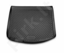 Guminis bagažinės kilimėlis MAZDA 3 sedan 2009-2013 black /N24005
